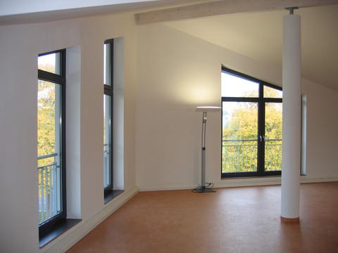 Technologiezentrum Lichtenau | Büroraum